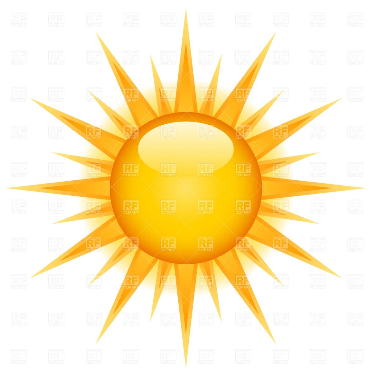 6+ Free Sun Clipart.