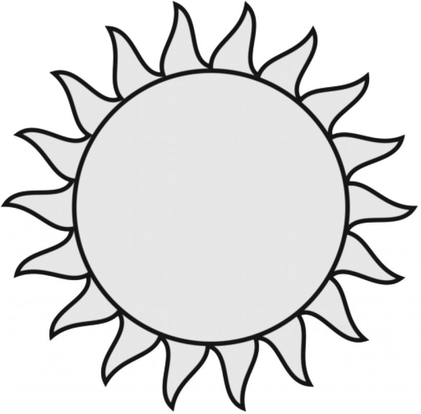 sun pictures clip art tumundograficoPNG sun outline clip art.