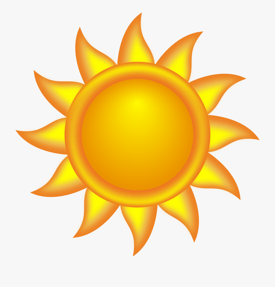 Transparent Sun Light Effect Png.