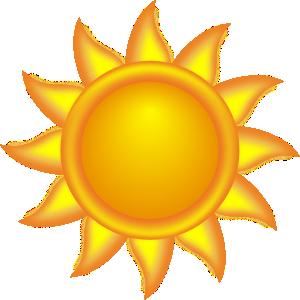 Sun Clipart Transparent Background.