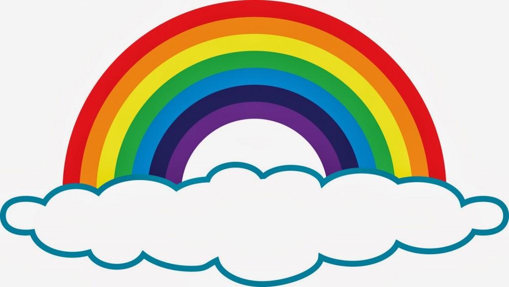 Best Rainbow Clipart #3272.