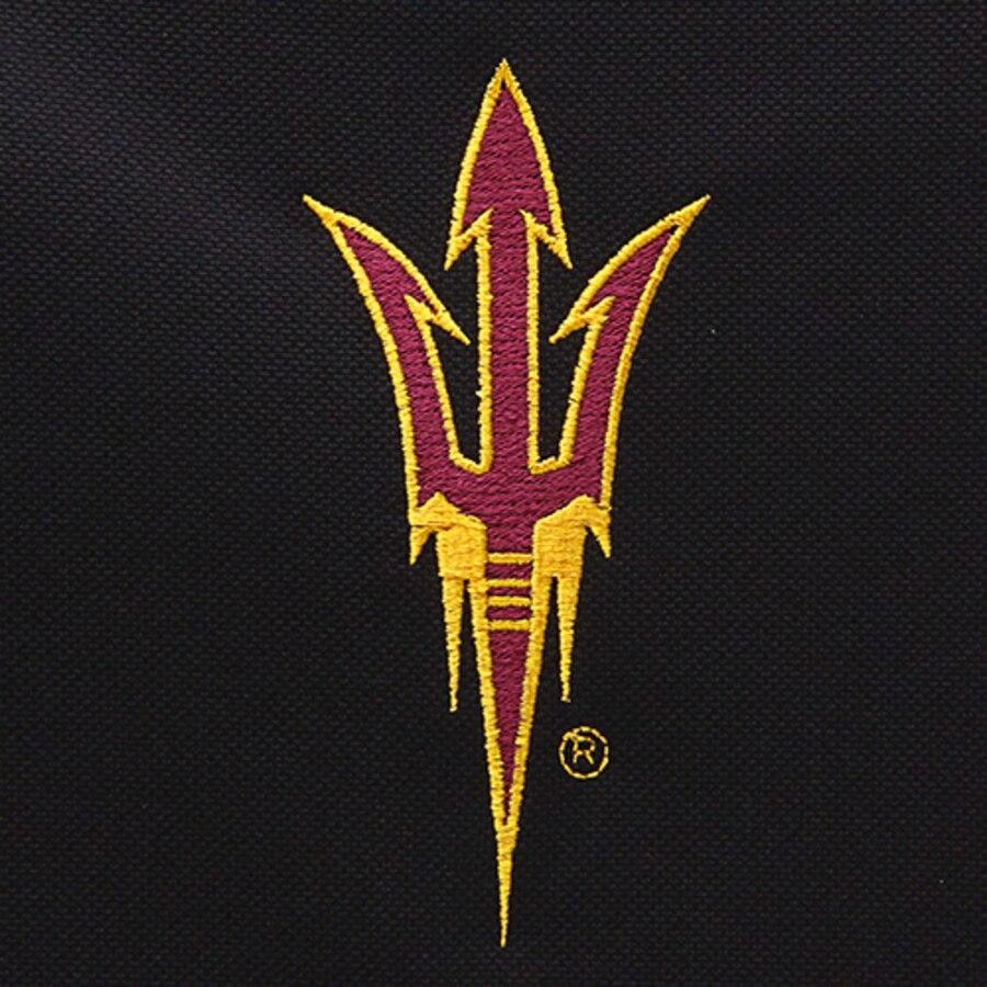 Mens Arizona State Sun Devils Antigua Black Logo Grande.