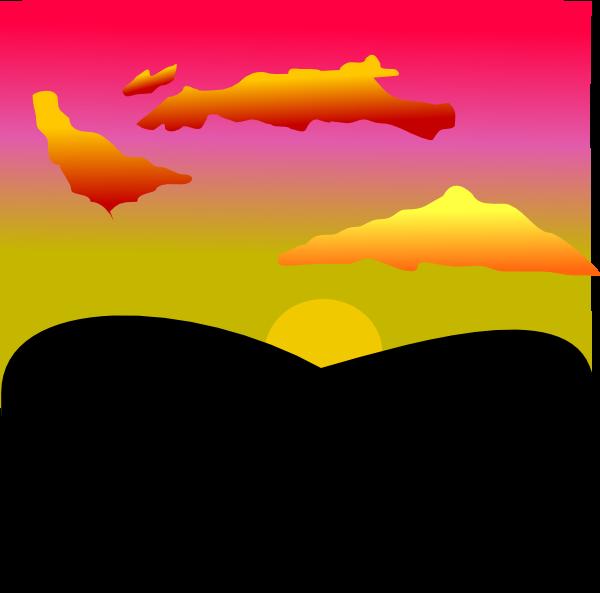 Sundown Clip Art at Clker.com.