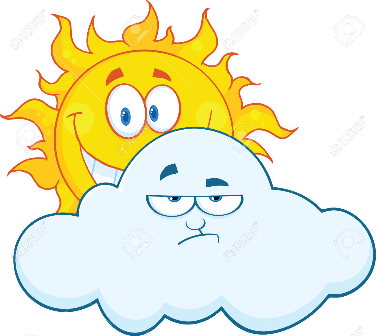 Showing post & media for Cartoon cloud sun.