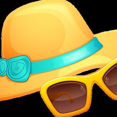 Sun Hats Clipart Clipground