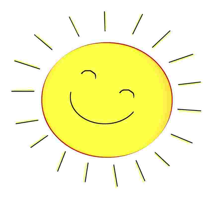 Cliparts Library: Bemused Clipart Sun Summer Sun Clipart.