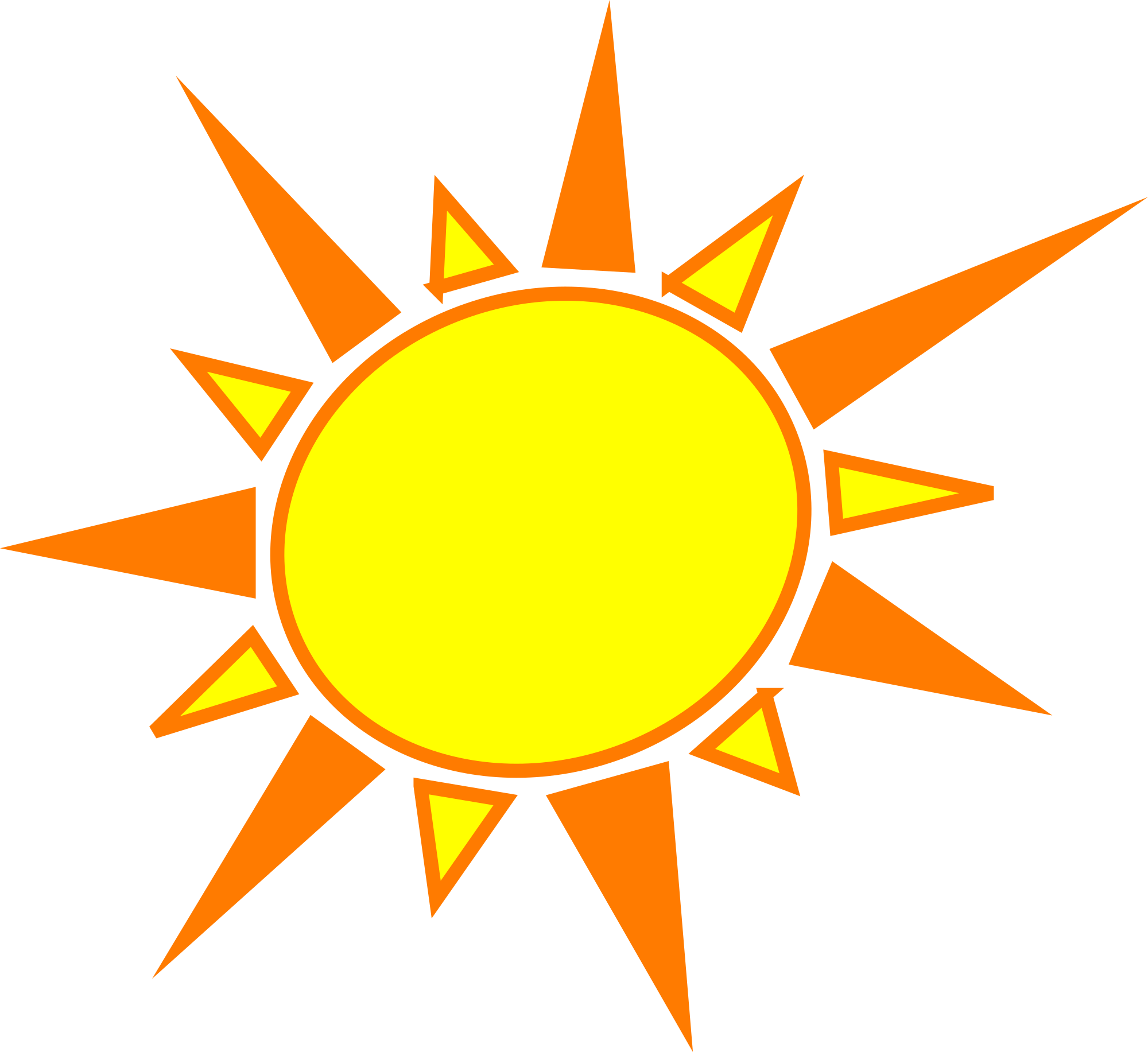Cool sun clip art free clipart images image 2.