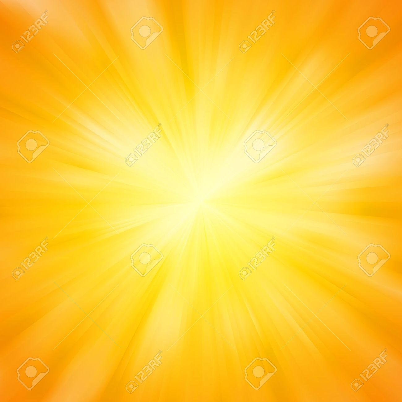 Warm Sun Light. Royalty Free Cliparts, Vectors, And Stock.