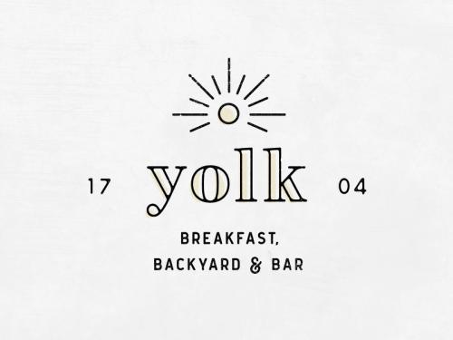 Yolk Logo.