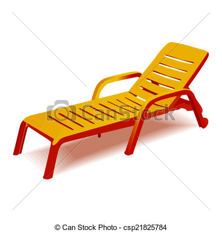 Sun Clip Art Chair.