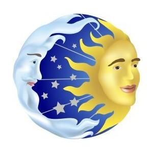 sun,moon,stars.