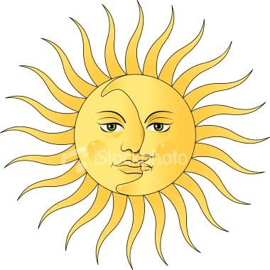 Sun moon clipart 2 » Clipart Portal.