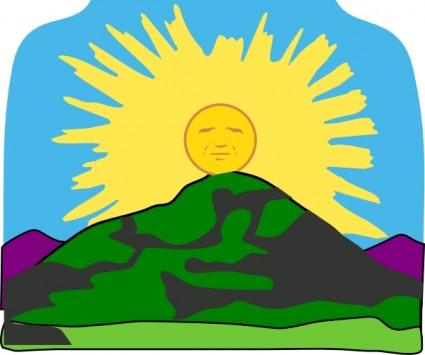 Free Sun Mountain Cliparts, Download Free Clip Art, Free.