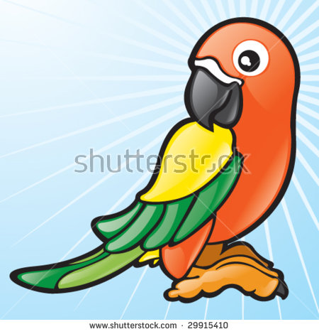 Sun Conure Stock Photos, Royalty.