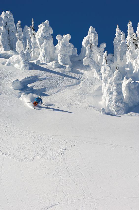 Where to Ski.