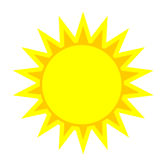 Png Sun Clipart.