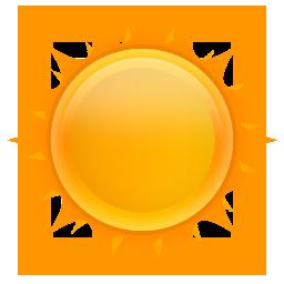 Sun PNG Transparent Images.