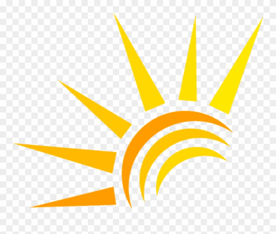 Free Png Download Sun Rays Logo Png Images Background.