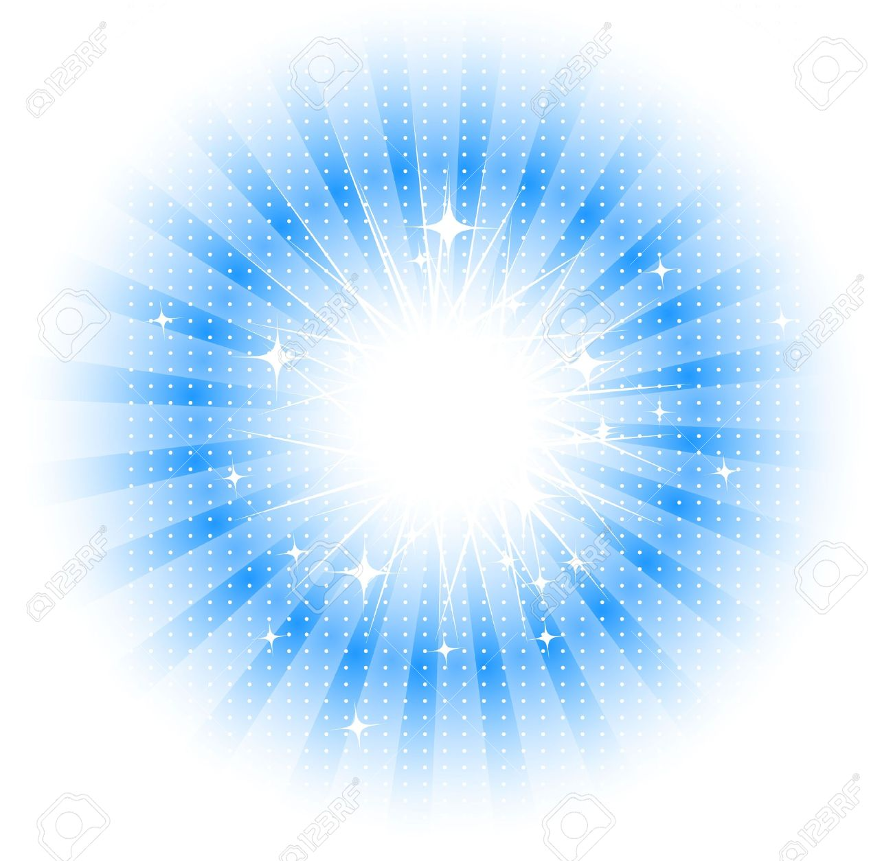 Vector Isolated Sun Rays Royalty Free Cliparts, Vectors, And Stock.