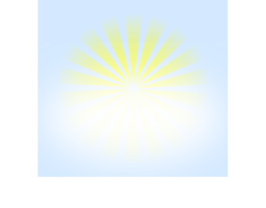 Sun Rays Clip Art at Clker.com.