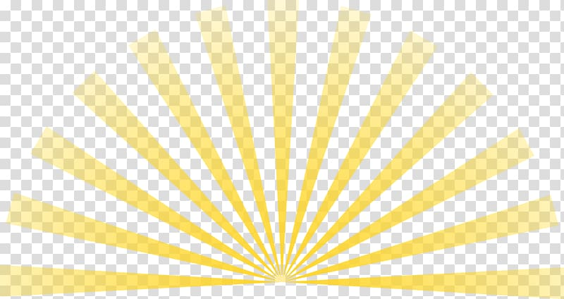 Yellow Angle Pattern, sunshine, sun rays illustration.