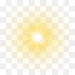Sun Rays PNG.