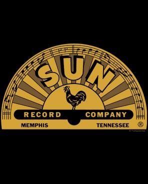 Sun Records sun logo.