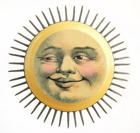 Arise Sun Clip Art.