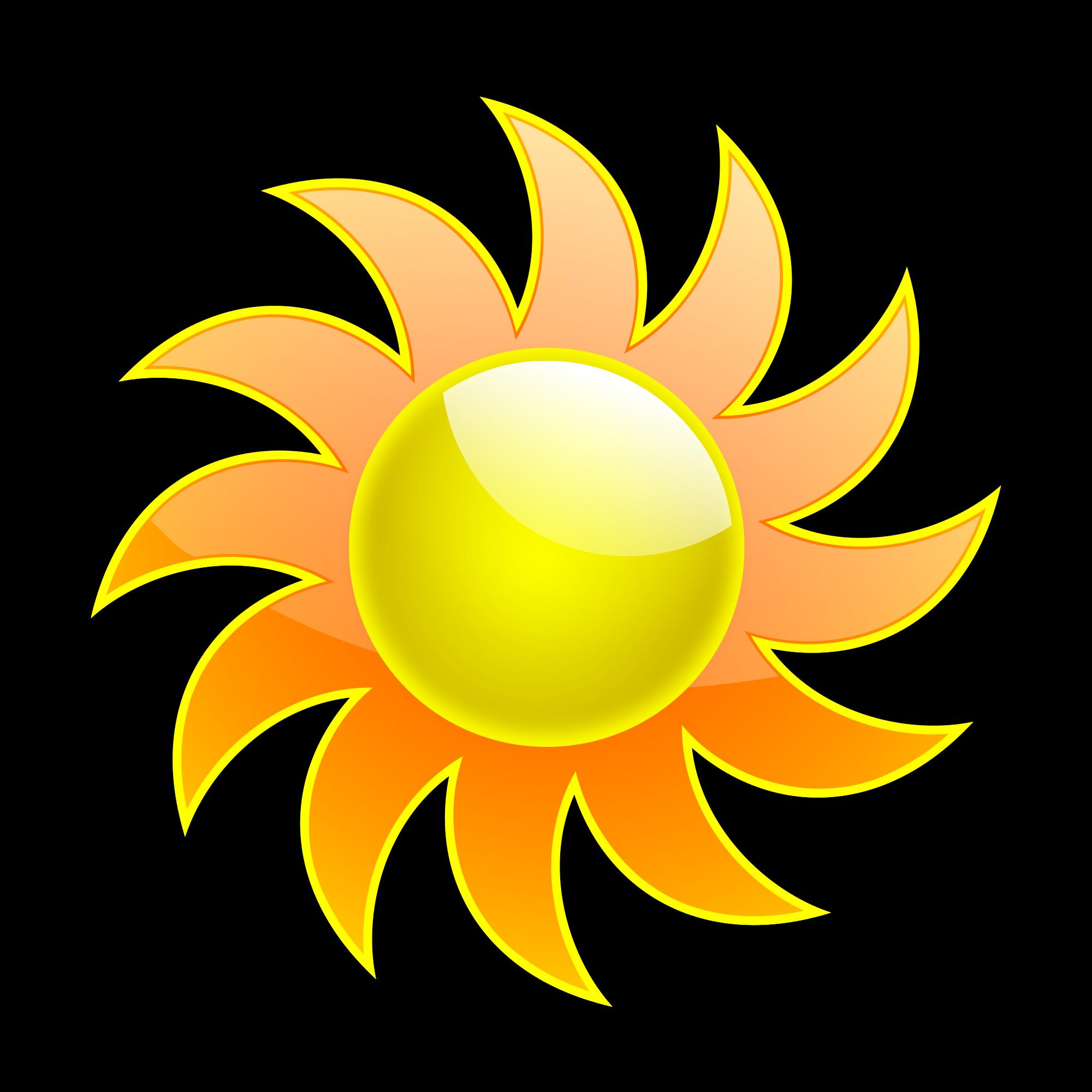 Clipart sun images.