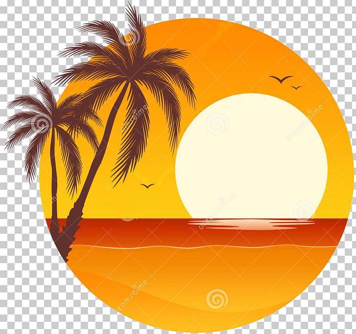 Sunset PNG, Clipart, Art, Beach, Border, Circle, Clip Art.