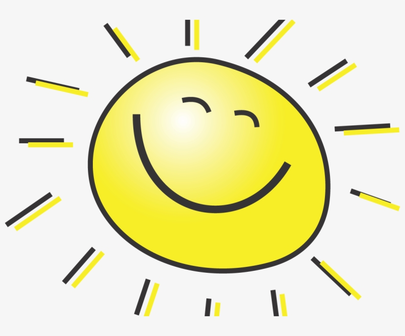 Happy Smiling Sun.