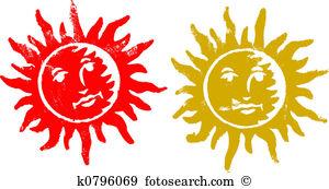 Sun spots Clipart and Stock Illustrations. 1,229 sun spots vector.