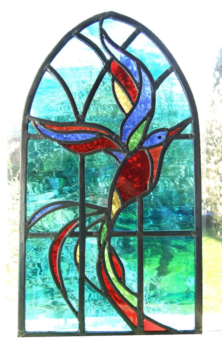 1000+ images about Bird stained glass on Pinterest.