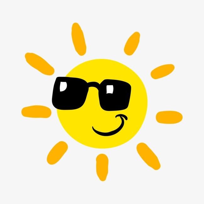Clipart sun with sunglasses 7 » Clipart Portal.