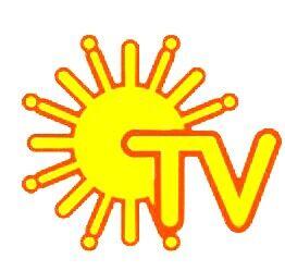 Sun TV logo.