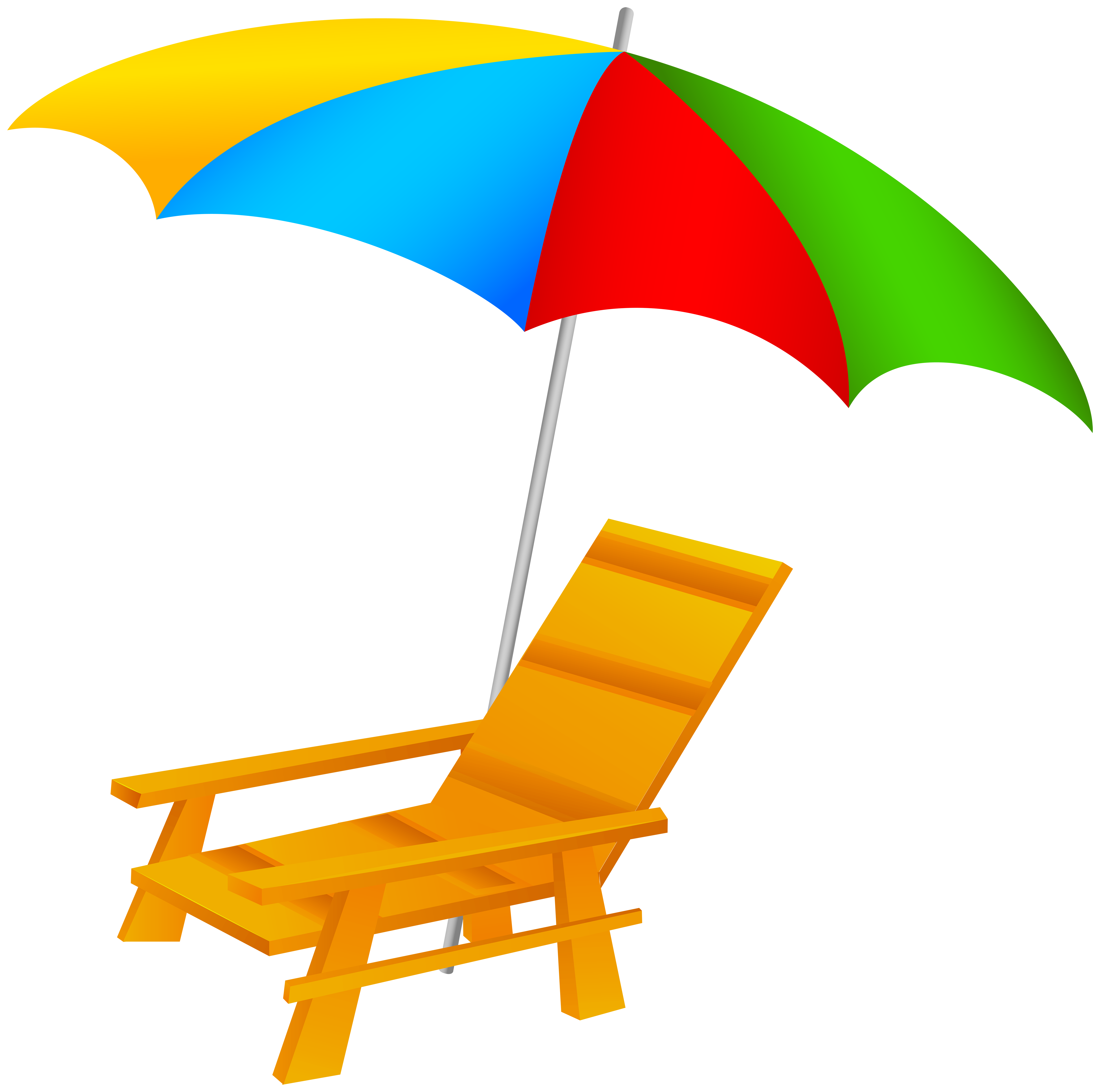 Umbrella Sun Clip Art.