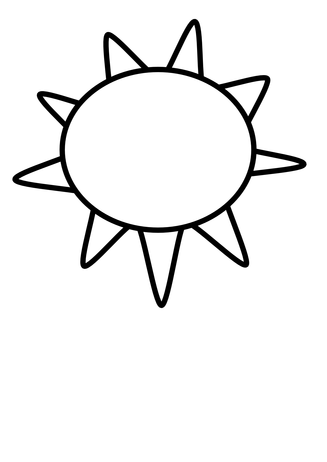 Sun And Moon Clipart.