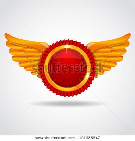 Sun Wing Stock Vectors & Vector Clip Art.