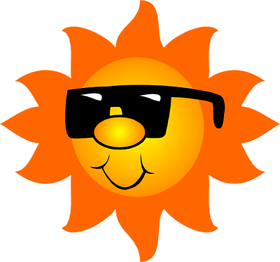 Free Sun With Sunglasses Clipart, Download Free Clip Art.