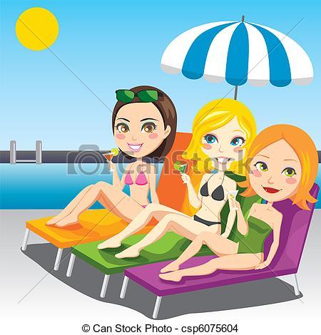 Sunbath Clipart Vector Graphics. 2,318 Sunbath EPS clip art vector.