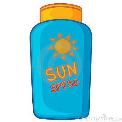 Clip Art Sun Block Clipart.