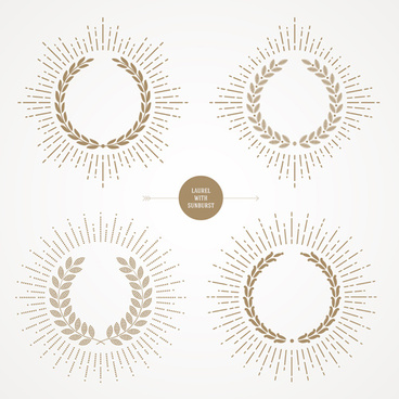 Sunburst clipart free vector download (3,119 Free vector.