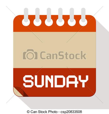 Sunday calendar Illustrations and Stock Art. 10,106 Sunday.