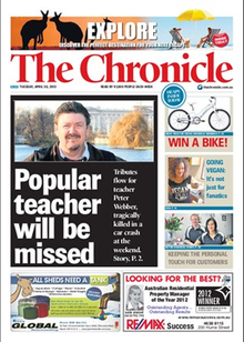 The Toowoomba Chronicle.