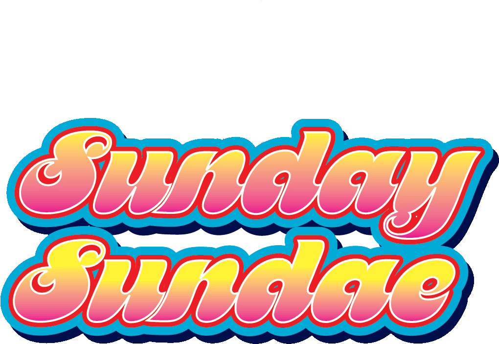 Something About A Certain Sunday, On A Certain Weekend.