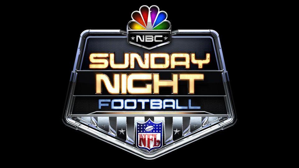 NBC Sports Sunday Night Football Logo.