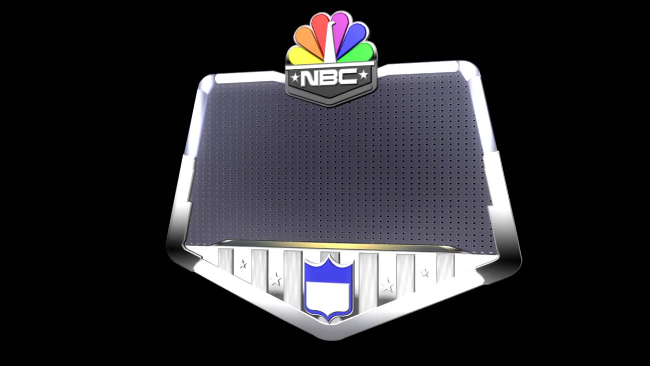 NBC Sunday Night Football Logo.
