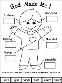 Free Sunday School Curriculum.