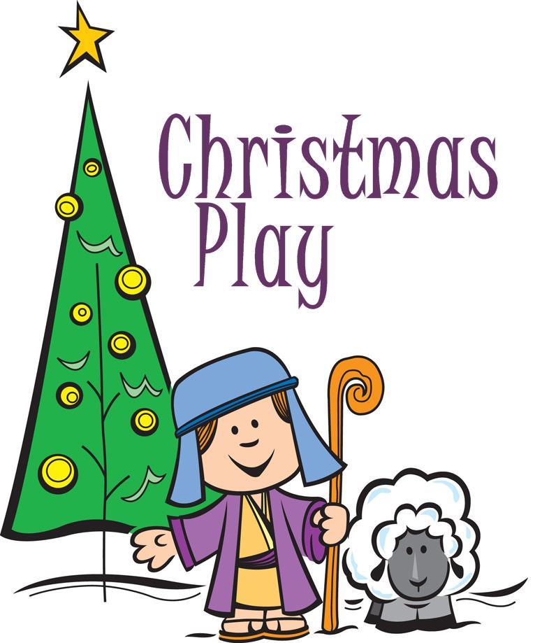 Sunday School Christmas Party Clipart.