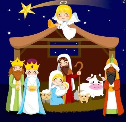 Sunday School Christmas Program.